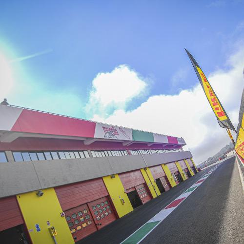 Track Day Pirelli